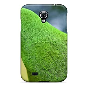 Fashion Tpu Case For Galaxy S4- Eclectus Parrot Defender Case Cover