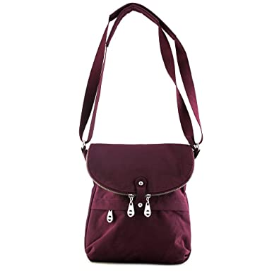 612d3fa1882 Dublin Bagg Color: Mulberry/Mango: Handbags: Amazon.com