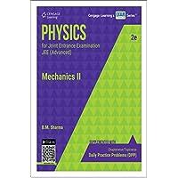 Physics for Joint Entrance Examination JEE Advanced Mechanics - II