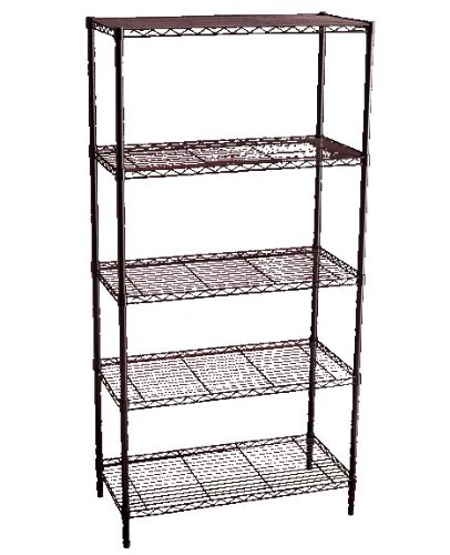 Review Storage Solutions 0516B Lg. 5-Tier Shelving By Storage Solutions by Storage Solutions
