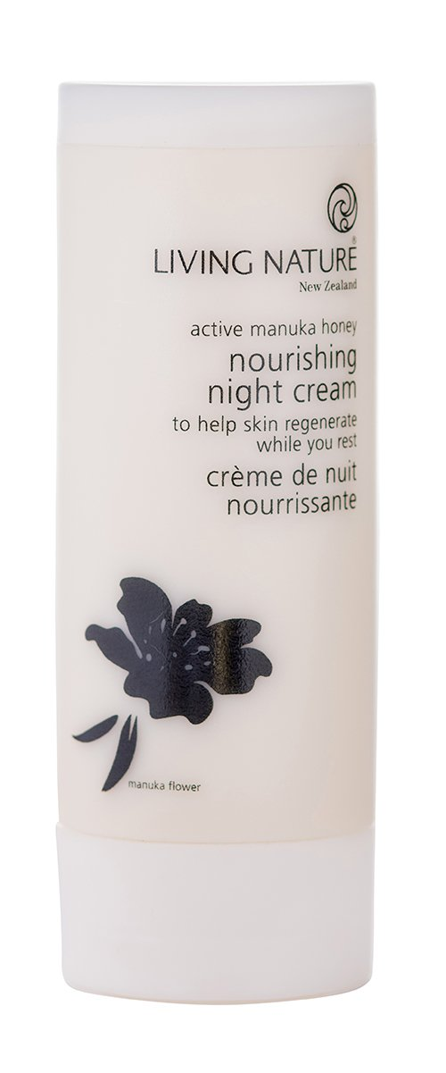 Living Nature Natural Collagen Night Cream