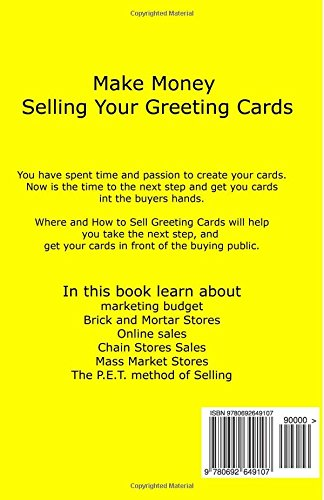 Where how to sell your greeting cards thomas r roth jr where how to sell your greeting cards thomas r roth jr 9780692649107 amazon books m4hsunfo