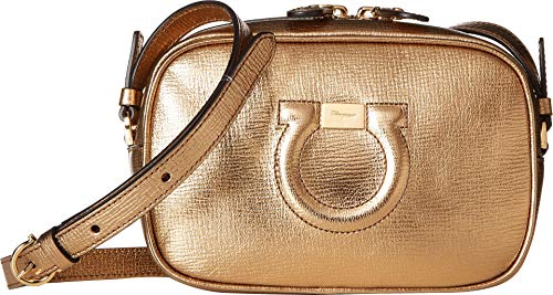 Oro City Women's Salvatore Ferragamo Camera Bag nHSTX