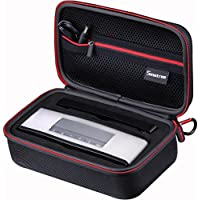 Smatree Hard Travel Carrying Case with Black Soft Cover for Bose Soundlink Mini I and Mini II Bluetooth Speaker