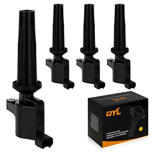 4Pcs Ignition Coil Pack Fits Ford Escape Focus Mazda 3 Tribute Mercury Mariner 2.0 2.3 DOHC FD505 DG501 DG504 DG541 DG507