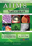 AIIMS PGMEE November 2016 (First Edition 2016)