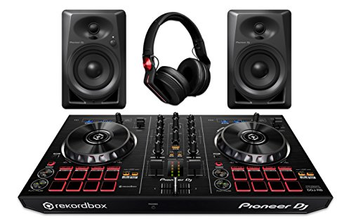 Pioneer DJ PK-STP02 DDJ-RB Starter Kit