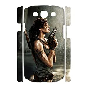 WJHSSB Tomb Raider Phone 3D Case For Samsung Galaxy S3 I9300 [Pattern-3]
