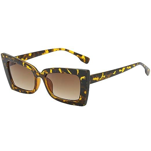 79e69ec85c Amazon.com  TOOPOOT Clearance Eyewear Women Irregular Frame Sunglasses  Glasses Vintage Retro Style  Clothing