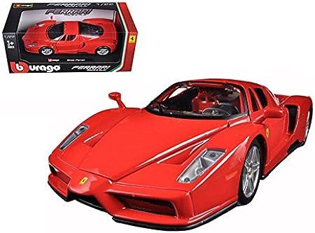 Bburago Ferrari Enzo Red 1//24
