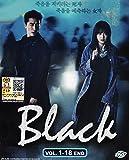Black (K-Drama w. English Sub, All Region DVD, 5-DVD Set) -  Song Seung Heon