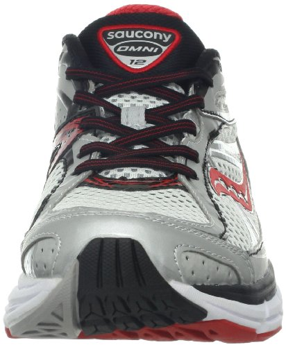 Omni Men's Red Black 12 Running White Saucony Shoe P8TxaFnFR