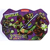 Ninja turtles Teenage Mutant 3 Puzzle Set in Tin Box 3