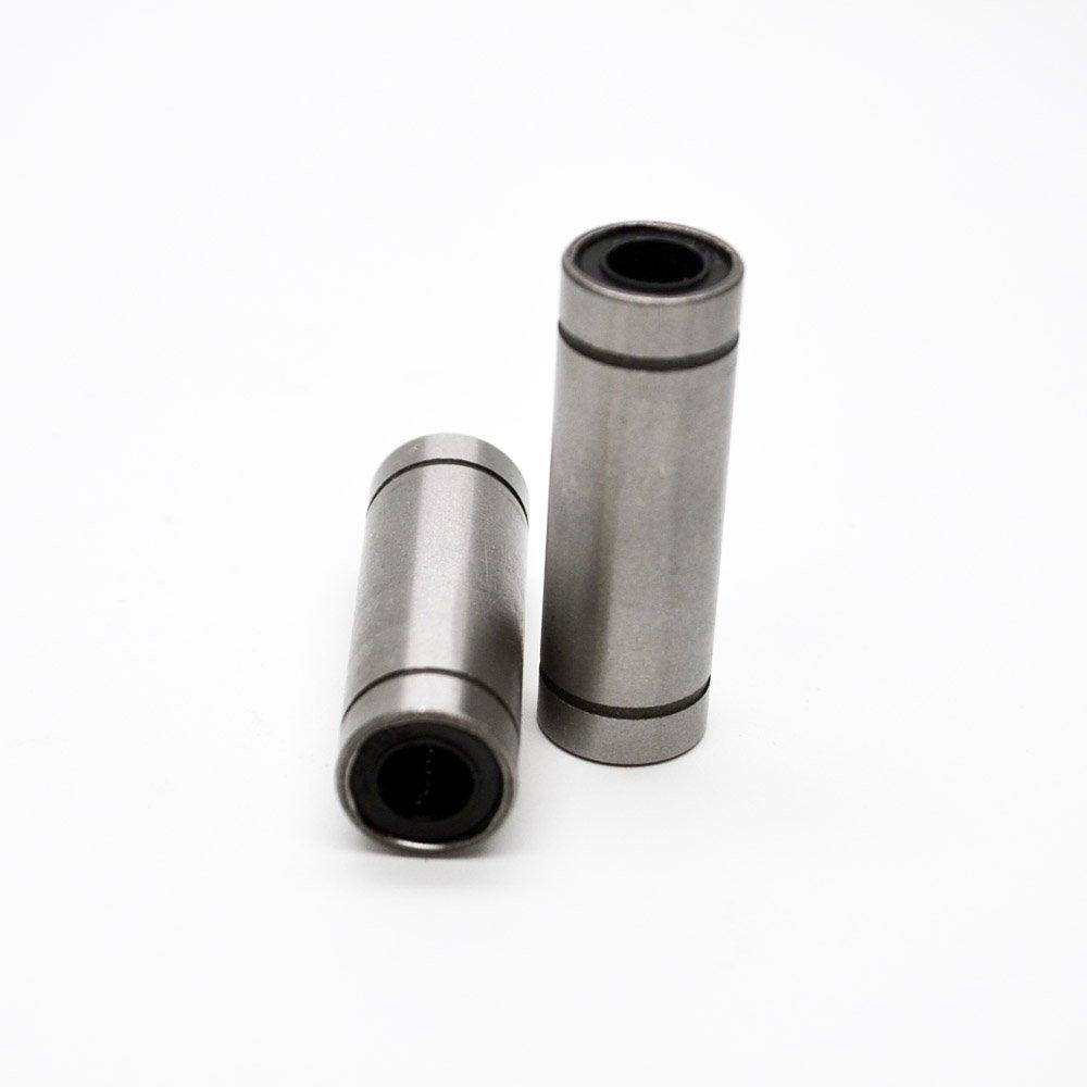 Linear Ball Bearing Long Series 1pcs LM6LUU  6 mm Motion Liner Ball Bush Bushing