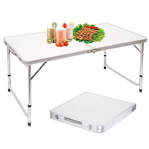 Tavolo Catering Con Gambe Pieghevoli.Nestling Tavolo Pieghevole Per Interni Ed Esterni Per Catering