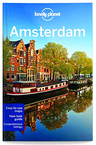 2019 Peak Amps - Lonely Planet Amsterdam (Travel Guide)