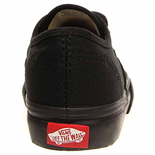 Vans Unisex Kids' Authentic Low-Top Sneakers Black YDU7osyPr5