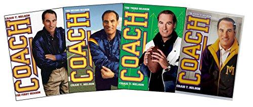 Coach Collection (Season 1, 2, 3, 4)