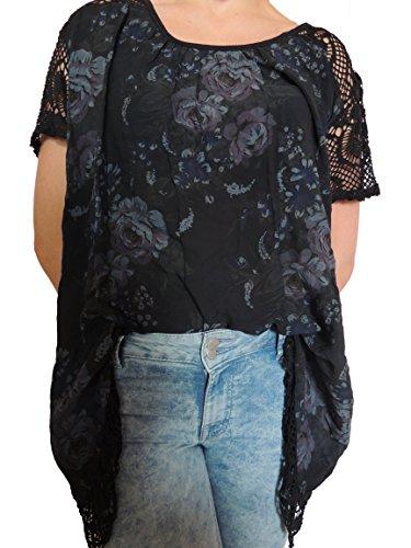 Nowingline - Camisas - para mujer negro