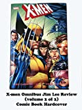 Review: X-men Omnibus Jim Lee Review (volume 2 of 2) Comic Book Hardcover
