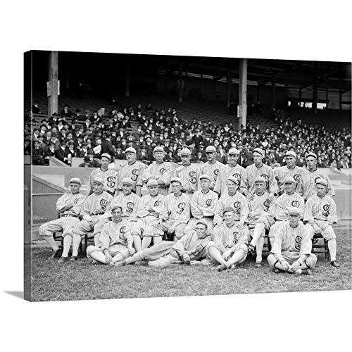 Chicago White Sox Comiskey Park - The 1919 Chicago White Sox at Comiskey Park in Chicago, Illinois, 1919