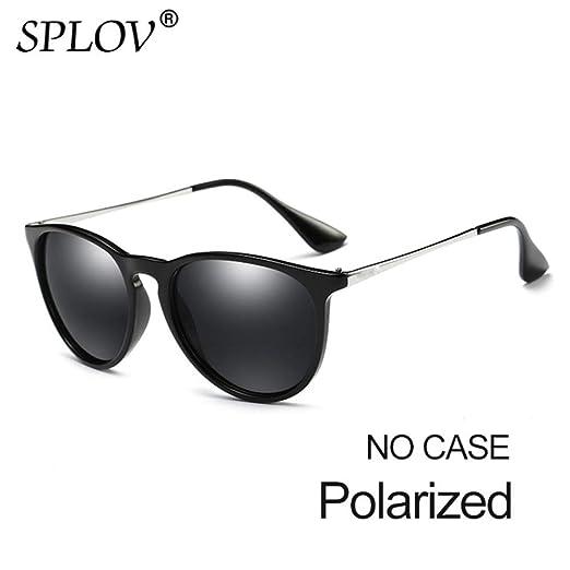 Yangjing-hl Gafas de Sol polarizadas Cat Eye Gafas de Sol ...