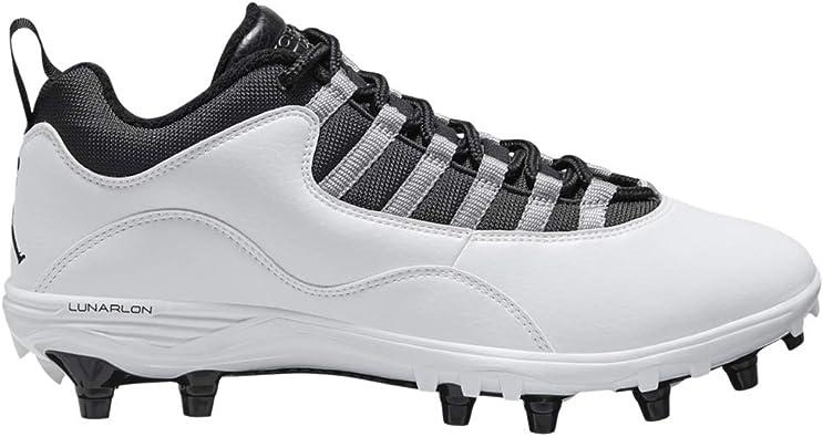 Jordan 10 Td Low Mens Football Cleat