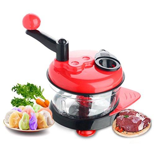 Amazon.com: Food Processor, Mixer and Blender, Manual Food ...