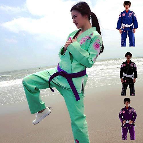 Sunrise Ladies Brazilian Jiu Jitsu Suit Female BJJ