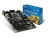 MSI Intel Skylake H170 LGA 1151 DDR4 USB 3.1 Mini ITX Motherboard (H170I Pro AC)