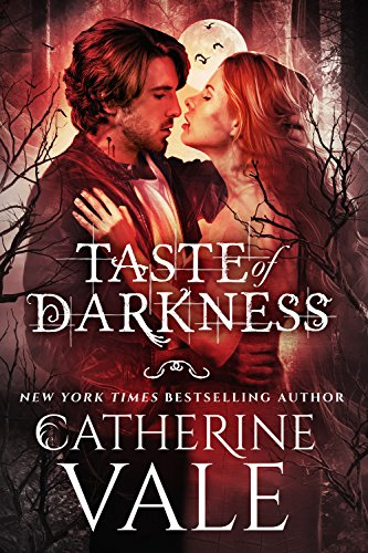Taste of Darkness: BBW Paranormal Vampire Romance by [Vale, Catherine]