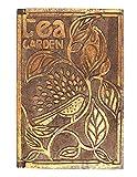 storeindya, Tea Boxes Wooden/Tea Box Organizer/Tea Box Holder/Tea Storage Box/Tea Chest Boxes/Wood Tea Box Handmade Wooden Teabags Holder Chest Organizer (Dark Eve Collection)