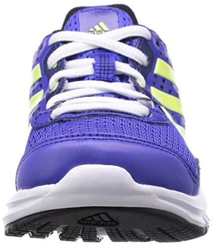 Adidas 7 Blanco Amarillo Femme De Running Duramo Chaussures Azul Entrainement rgRqrO