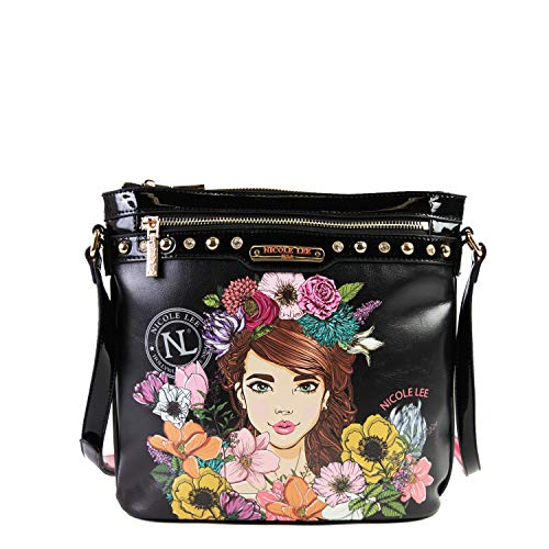 Printed Crossbody Bag With...