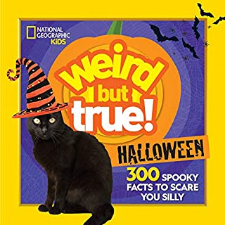 Book Cover: Weird But True Halloween: 300 Spooky Facts to Scare You Silly