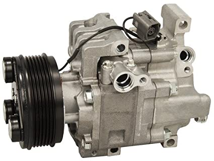 Amazon.com: Brand New A/C AC Compressor w/ Clutch 07-08 Mazda CX-7 2.3L Replaces: H12A1AL4CX: Automotive