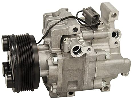 Nueva marca de a/c Compresor AC Embrague de W/07 - 08 Mazda CX-7 2.3L sustituye a: h12 a1al4cx: Amazon.es: Coche y moto