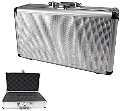 Llsdls 300 * 170 * 95 mm de Aluminio Caja de Herramientas Caja de ...