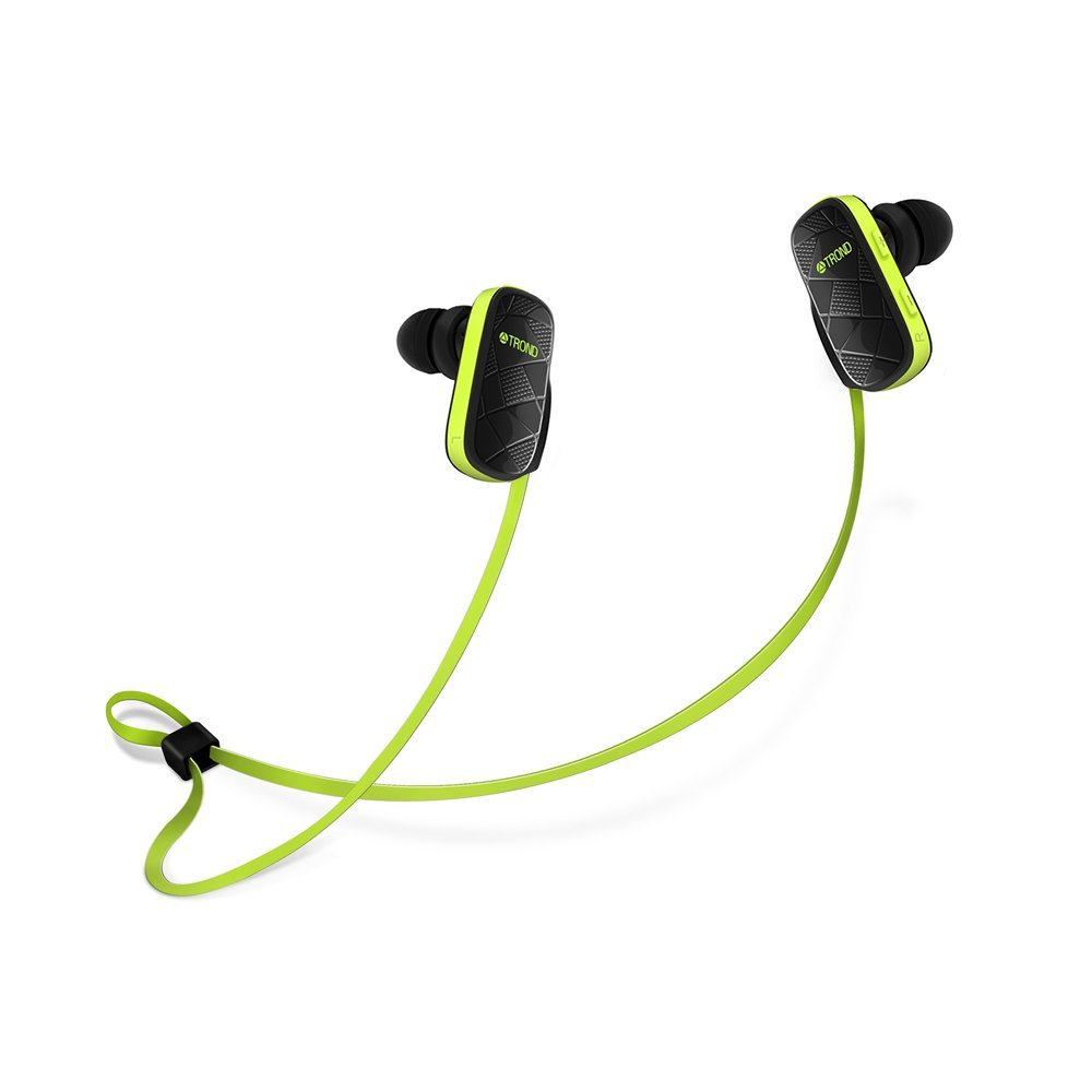 TROND Edge Bluetooth 4.0 Sweatproof Sports Headphones