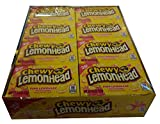 FERRARA PAN 25c CHEWY LEMONHEAD PINK LEMONADE 0.8 OZ EACH (24 in a Pack)