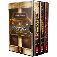 Box Mistborn - Volumes 1, 2 e 3