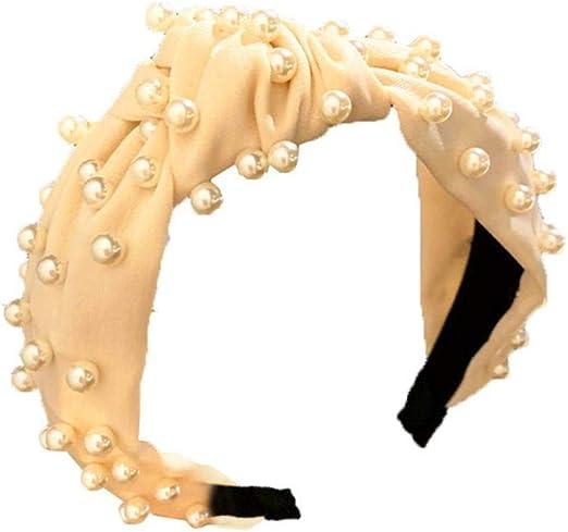 FOONEE Knot Hairbands para Las Mujeres, Banda para El Pelo Nudo ...