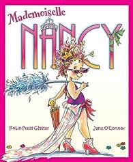 Mademoiselle Nancy par Jane O'Connor