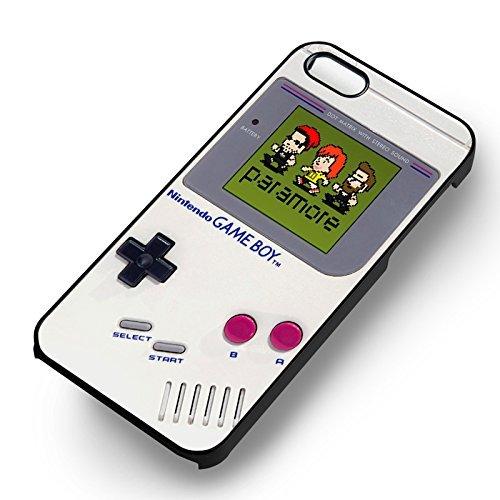 Nintendo Paramore Game Boy pour Coque Iphone 6 et Coque Iphone 6s Case (Noir Boîtier en plastique dur) W2Q3BX