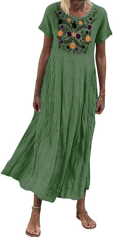 ZOELOVE vestidos Bohemia Vestidos Playeros Mujer Verano 2019 ...