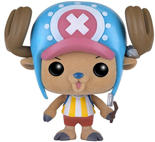 Flocked Tony Tony Chopper Funko Pop! Vinyl Figure - One Piece Funimation 2016 (Chopper Pop)