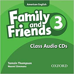Family And Friends 5 Class Book Audio Cd