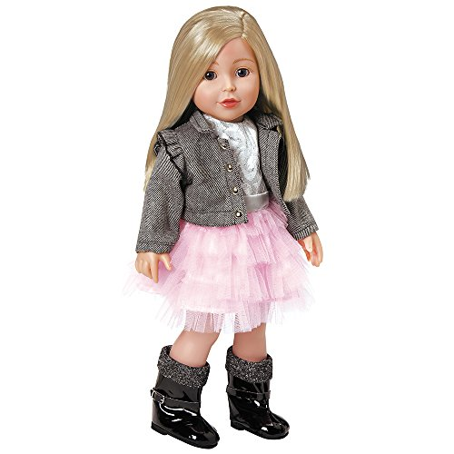 What do you get a 9 year old girl for her birthday? Adora Amazing Girls 18-inch Doll