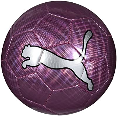 Puma Power Youth Soccer Ball, Pink - Size 3