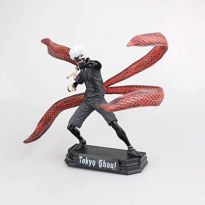 Amazon.com: Luoyongyou Tokyo Ghoul Ken Kaneki - Figura de ...